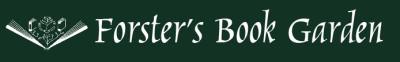 Logo for Forster's Book Garden, Bolton, Ontario