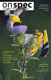 Cover Art On Spec 2009
