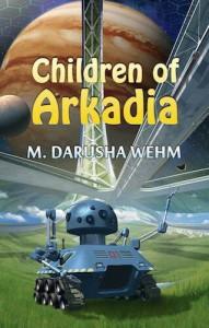 Children of Arkadia book cover