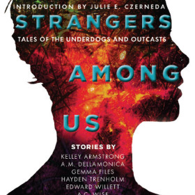 Strangers Among Us – official cover revealed