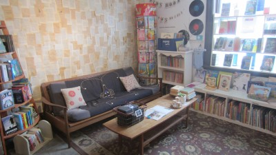 Interior Shot 1 of Backbeat Books and Music, Perth, Ontario