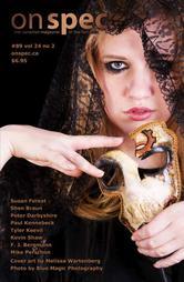 Cover Art On Spec Summer 2012