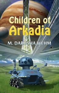 Children of Arkadia book cover