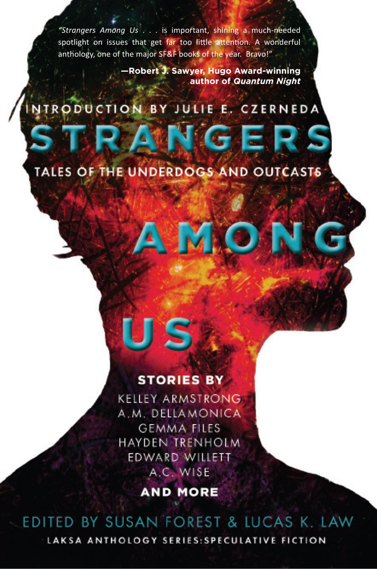 Front Cover Image of Strangers Among Us